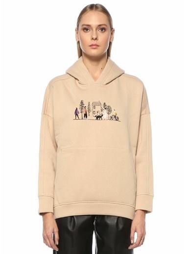 Beymen Club Sweatshirt Bej